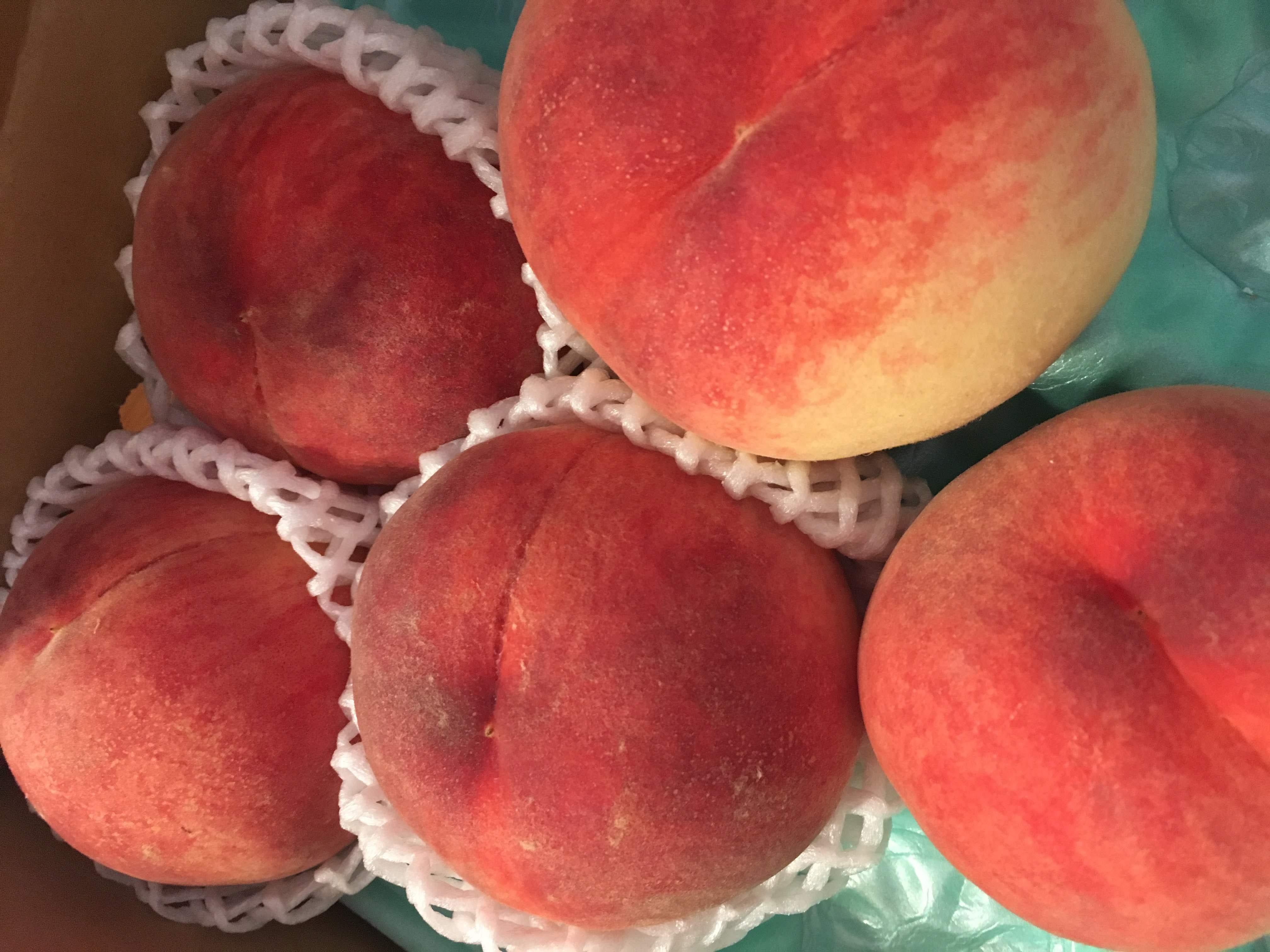 桃の美味しい食べ方&種の取り方・綺麗な切り方