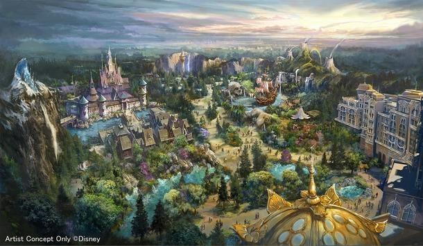 新しいディズニーホテルとは?新しくできる2021年2022年完成予定の情報は?