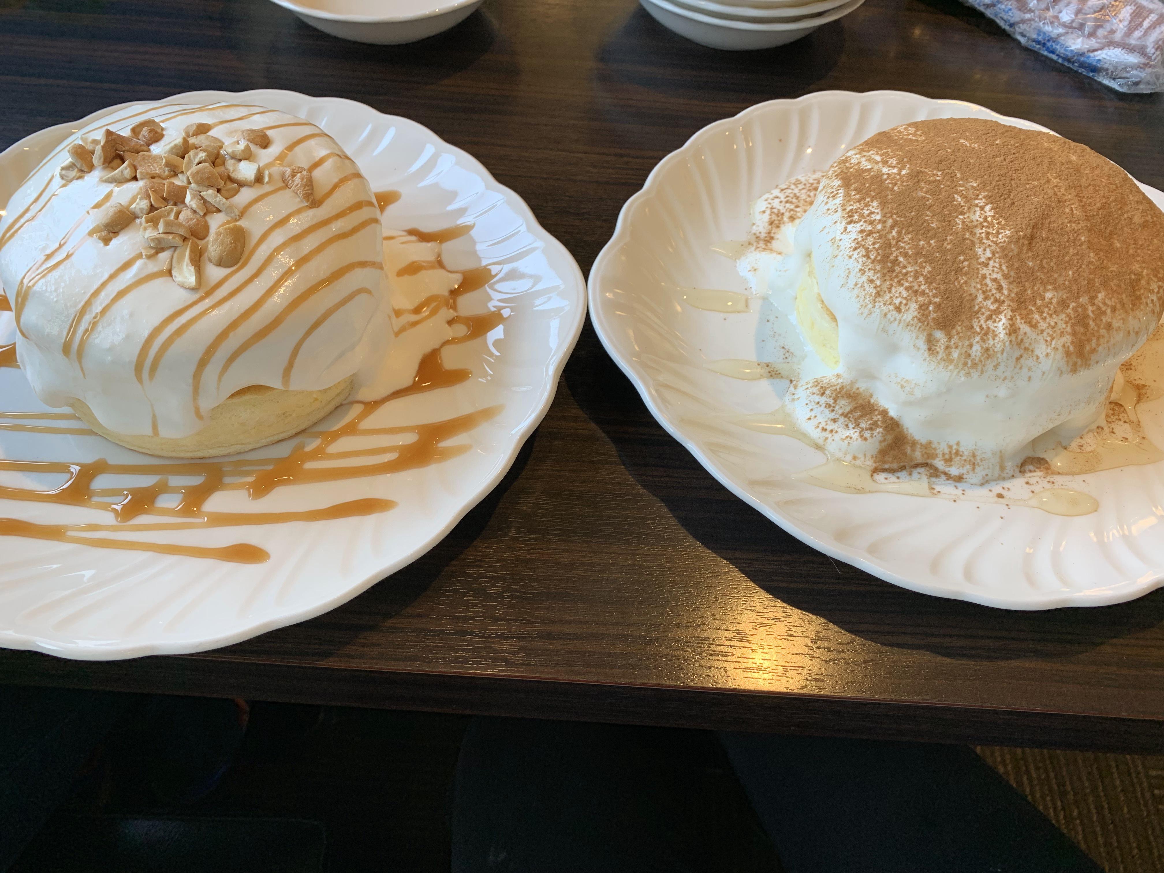 さかい珈琲のパンケーキは美味しい?〇〇珈琲店スイーツ食べ歩きブログ01