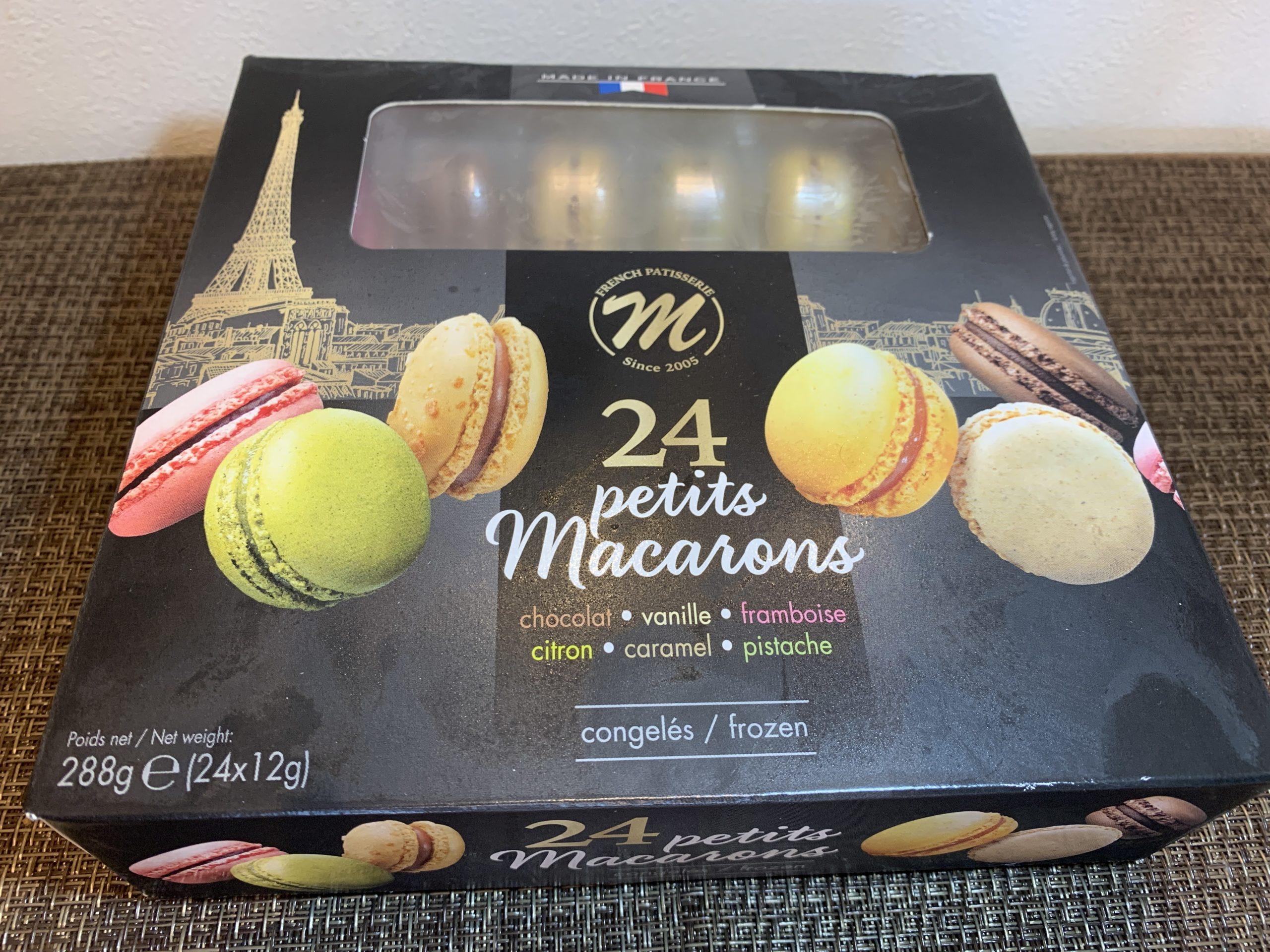コストコのマカロンは美味しい?値段やカロリー・原材料名は?