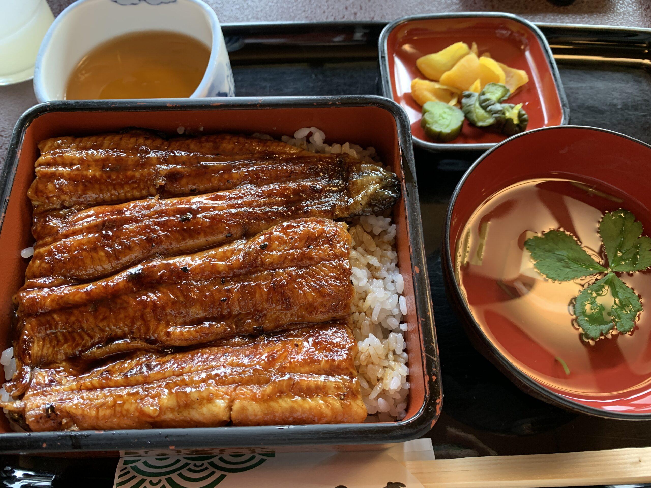 浜松市鰻屋おすすめ:鰻昇亭のうな重は美味しい!営業時間やメニューは?